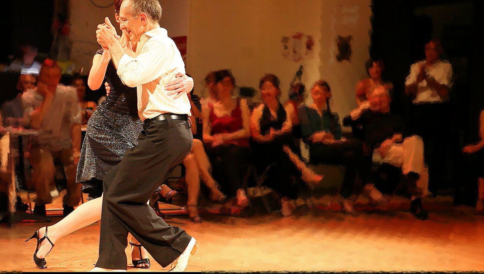 Cours Tango Paris Leah et Jean-Philippe