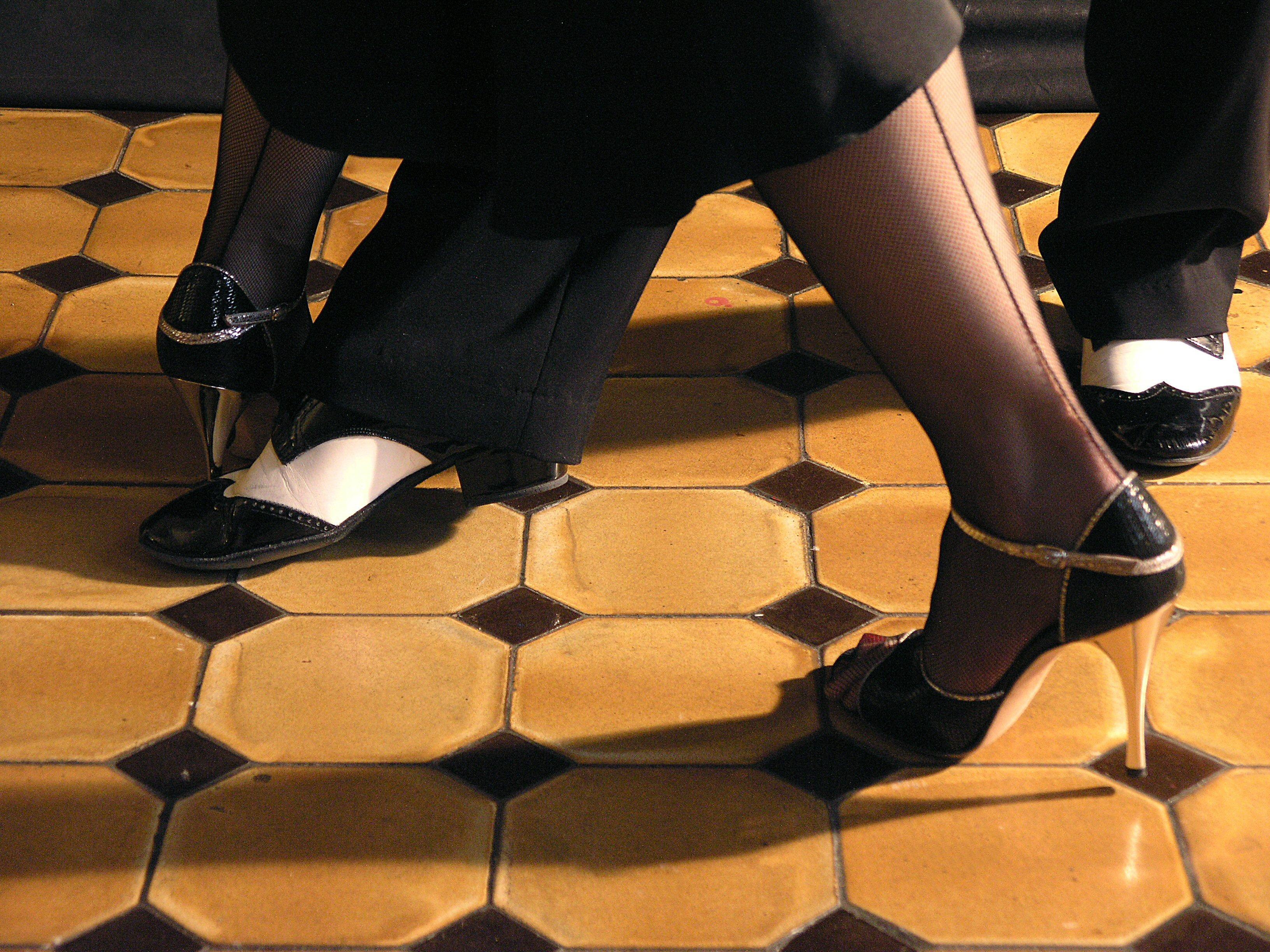 Tango Argentin Les De Chaussures Yfv6gb7y